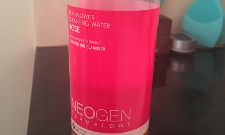 Neogen Cleansing Water Rose Review