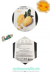 missha-mango-sheet-mask