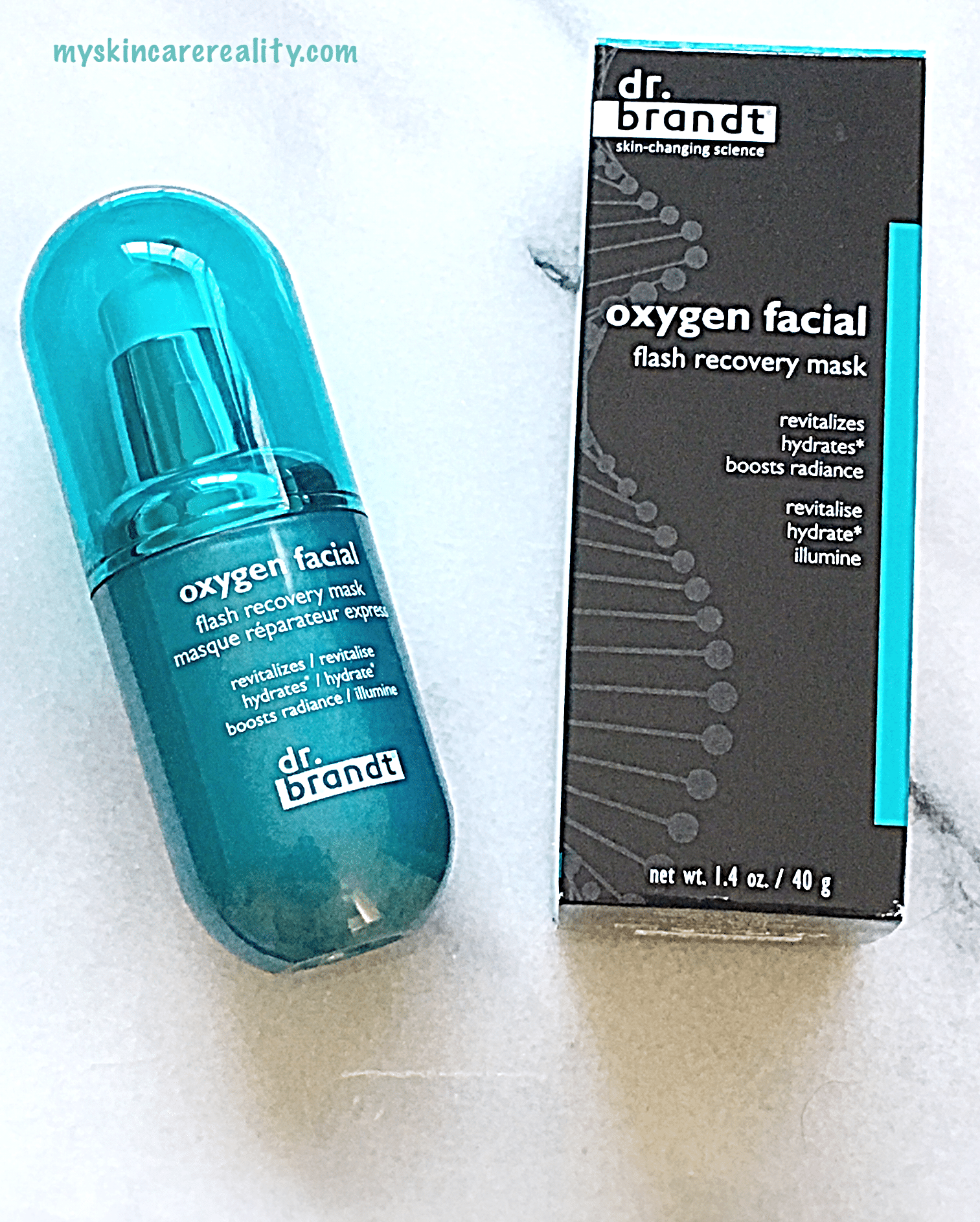 Dr Brandt Oxygen Facial Flash Recovery Mask Review