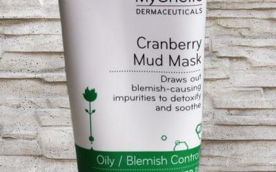 MyChelle Dermaceuticals | Cranberry Mud Mask | Skincare Review | My Skincare Reality