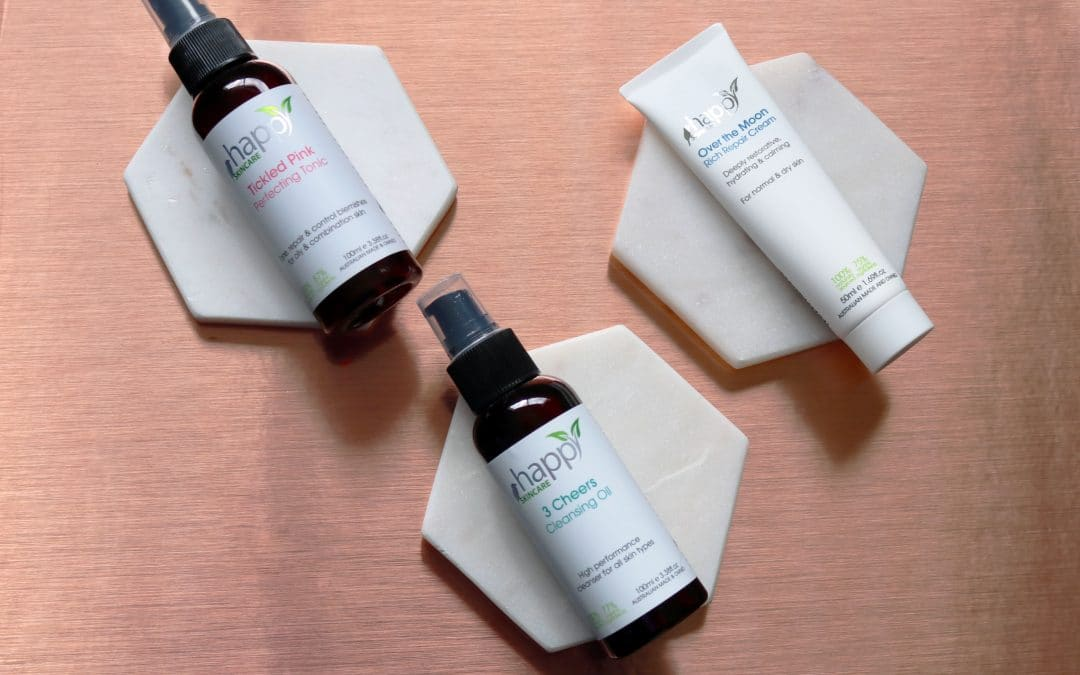 Happy Skincare 3 Step System Part 1 | Skincare Review | My Skincare Reality