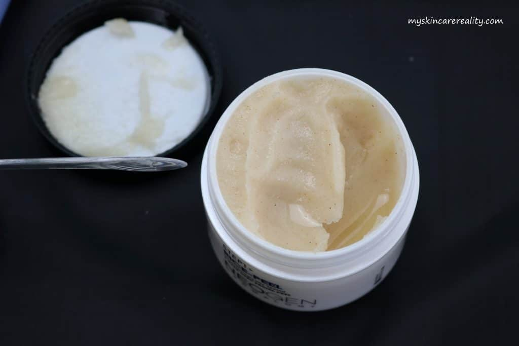 Neogen Rice & Sake Facial Peel Step 1 - Rice Peel