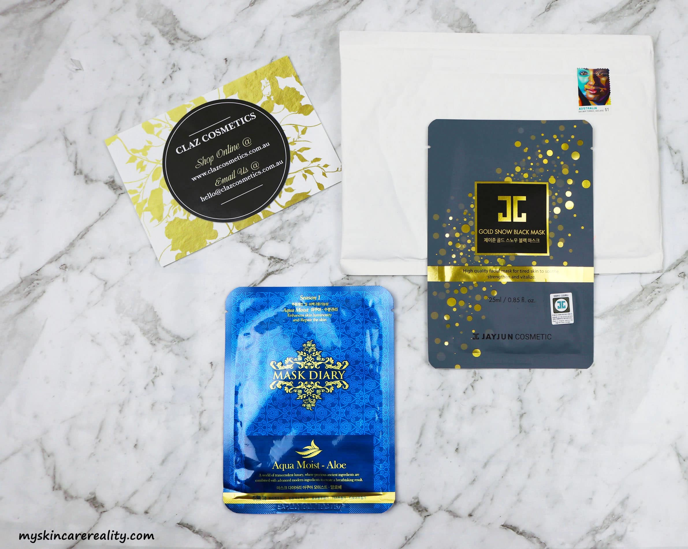 Claz Cosmetics | Mask Diary & Jayjun Sheet Mask Reviews