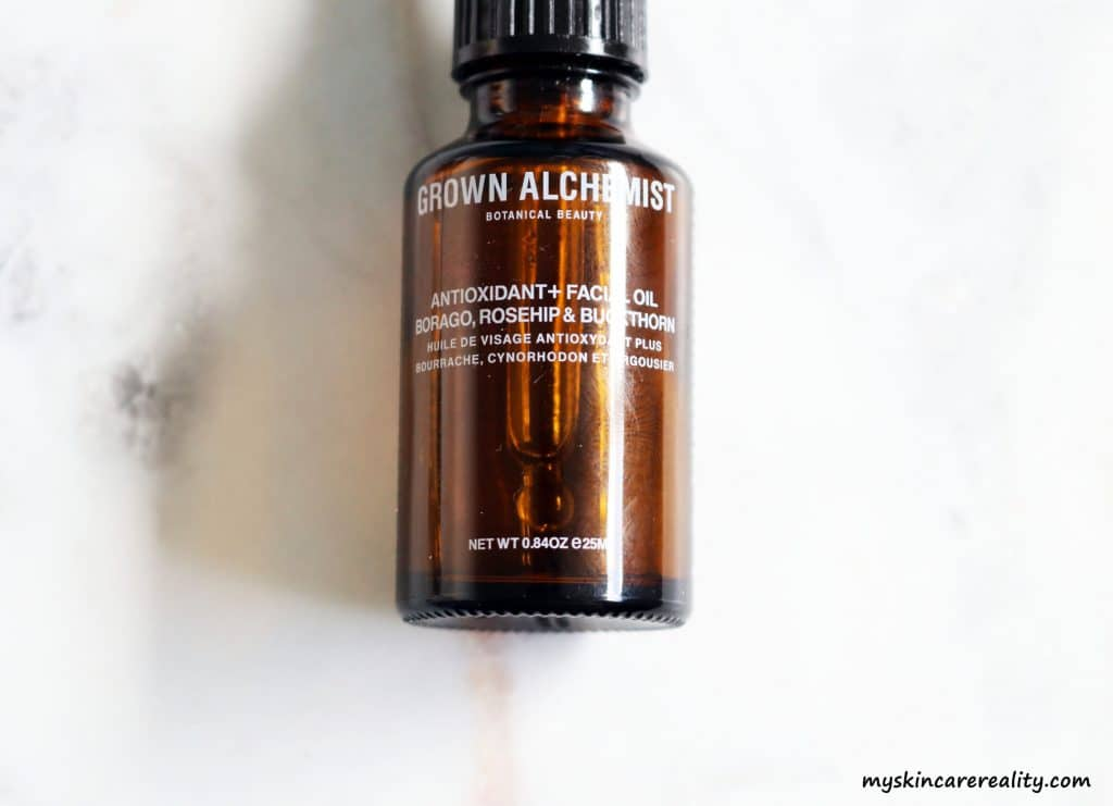 Grown Alchemist Antioxidant+ Facial Oil Review