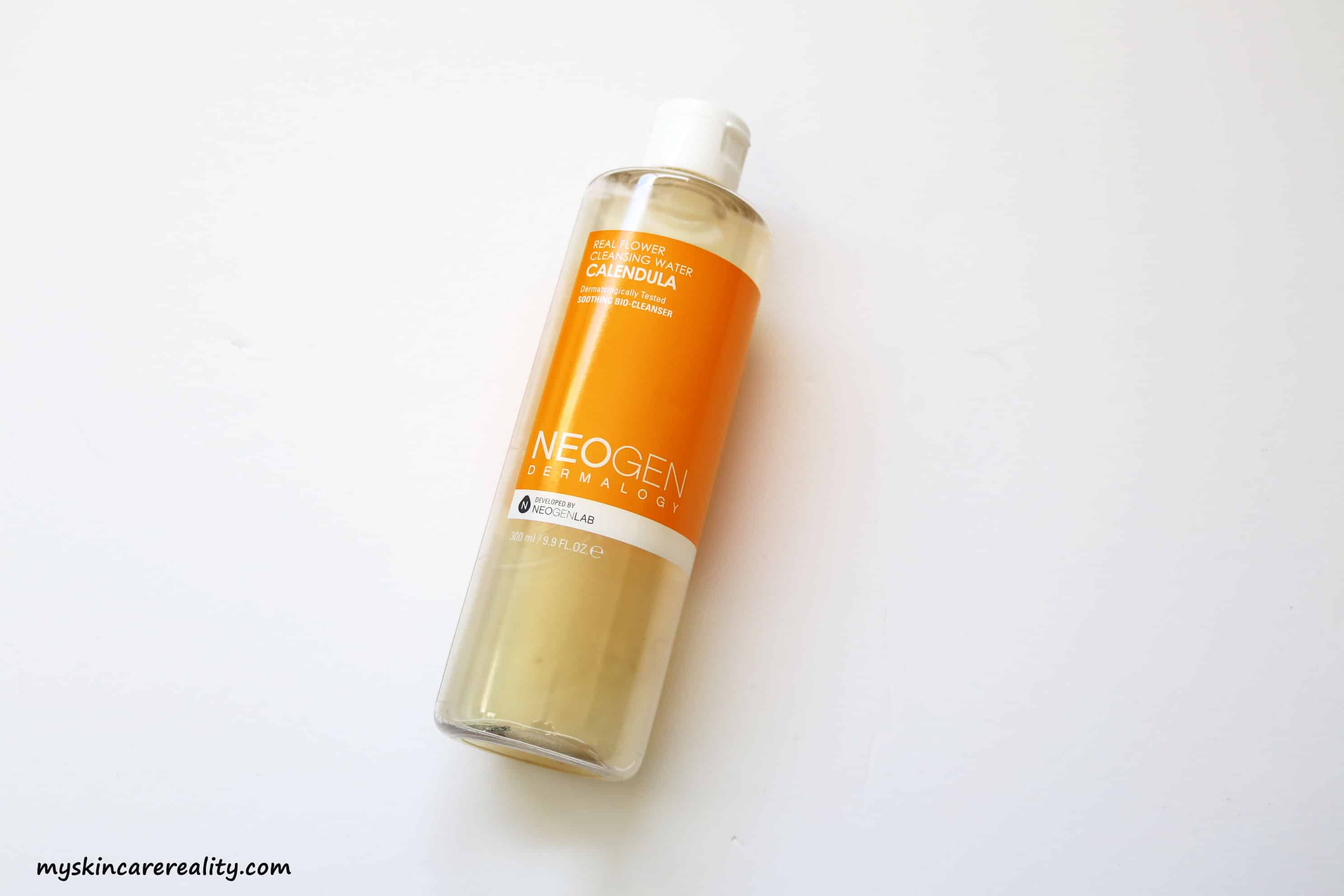 Neogen Real Flower Cleansing Water Calendula | Skincare Review