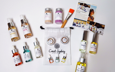 Coast Sydney Botanicals Skincare Haul  June 2017 | Unboxing Video
