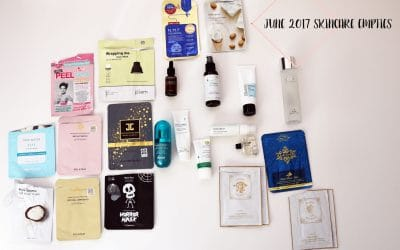 SKINCARE EMPTIES JUNE 2017 | VOLUME 2 | MY SKINCARE REALITY