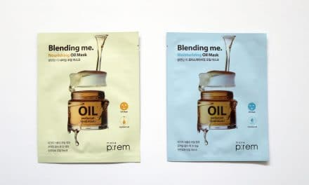 Make P:rem Blending Me Moisturizing and Nourishing Oil Masks Review