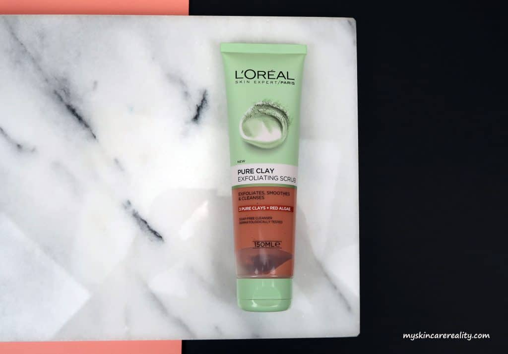 Loreal Pure Clay Cleanser Review