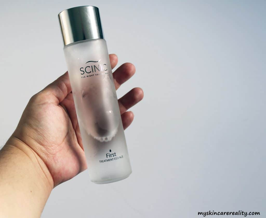 Scinic First Treatment Essence Review
