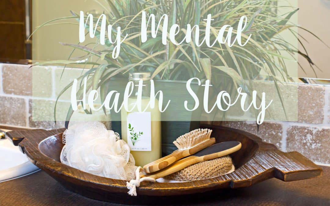 My Mental Health Story | About Me | Skincare Blogger