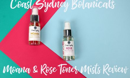 Two Must Have Facial Toner Mists for Summer! Moana & Rose