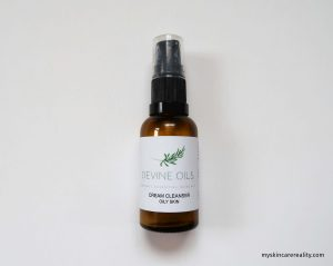 Devine Oils - Cream Cleanser Oily Skin