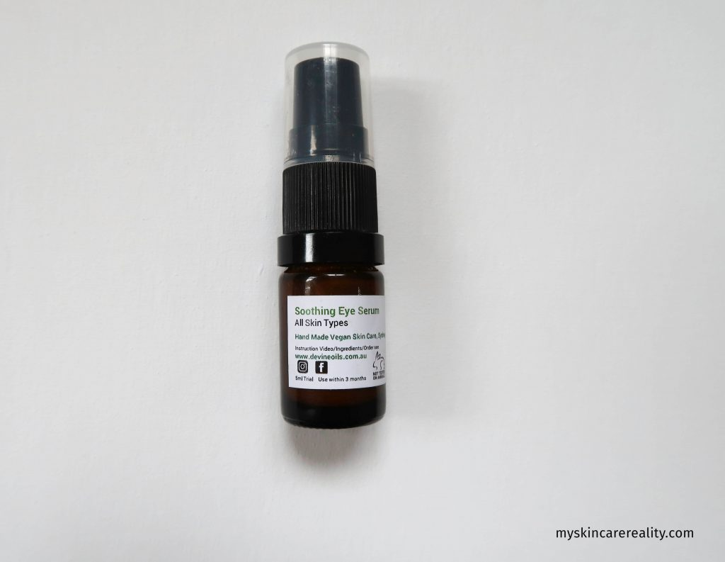 Devine Oils - Eye Serum