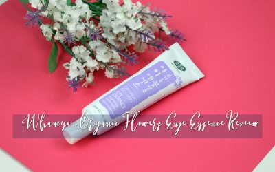 My eye care has changed forever | Whamisa Eye Essence Review